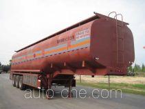 华石牌ES9401GYY型运油半挂车