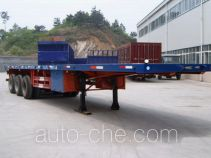 Chitian EXQ9380TJZ container carrier vehicle