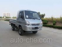 Feidie FD1037D13Q5-S1 dual-fuel cargo truck