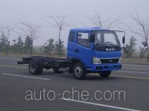 Feidie FD3046MP10K4 dump truck chassis