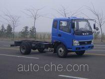 Feidie FD3046MW18K dump truck chassis