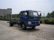Feidie FD3086MW10K4 dump truck chassis