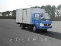 Feidie FD5034XXYW10K box van truck