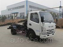 Feidie FD5040ZXXW16K5 detachable body garbage truck