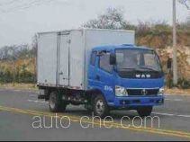 UFO FD5044XXYW12K box van truck