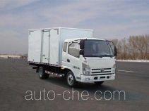 UFO FD5045XXYW17K box van truck