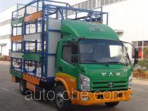 UFO FD5047CYFW63K beekeeping transport truck