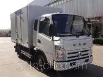 UFO FD5047XXYW17K4 box van truck