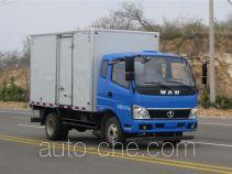 UFO FD5086XXYW10K box van truck