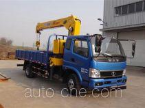 Feidie FD5091JSQP8K4 truck mounted loader crane