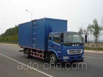 UFO FD5091XXYP8K4 box van truck