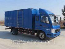 UFO FD5098XXYP18K4 box van truck