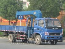 Feidie FD5121JSQP8K4 truck mounted loader crane
