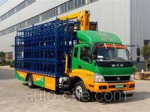 UFO FD5149CYFP8K4 грузовой автомобиль для перевозки пчел (пчеловоз)
