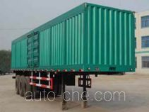 Minfeng FDF9380XXY box body van trailer