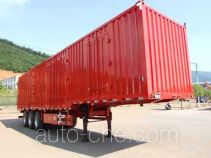 Minfeng FDF9382XXY box body van trailer
