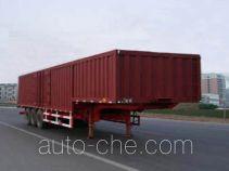 Minfeng FDF9402XXY box body van trailer