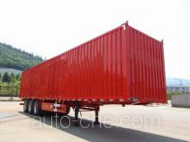 Minfeng FDF9403XXY box body van trailer