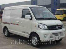 五洲龙牌FDG5020XDWEV型纯电动流动服务车