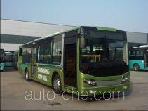 五洲龙牌FDG6101NG5型城市客车