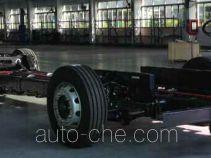 五洲龙牌FDG6110EVD7L型纯电动客车底盘