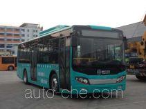 Wuzhoulong FDG6105EVG electric city bus