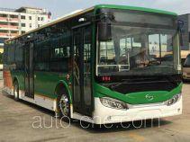 Wuzhoulong FDG6105EVG6 electric city bus