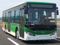 Wuzhoulong FDG6115EVG electric city bus