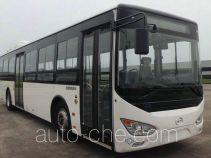 五洲龙牌FDG6113CNG型城市客车
