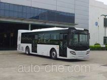 五洲龙牌FDG6113HEVN5型混合动力城市客车