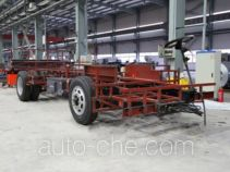 Wuzhoulong FDG6105EVD1 electric bus chassis
