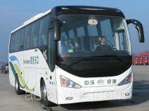 五洲龙牌FDG6120EV型纯电动客车