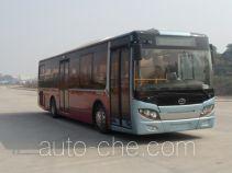五洲龙牌FDG6123NG5-2型城市客车