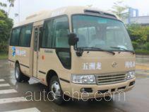五洲龙牌FDG6602EV型纯电动客车