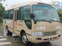 五洲龙牌FDG6602EV1型纯电动客车