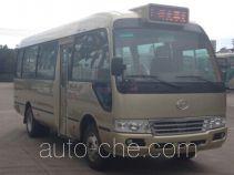 五洲龙牌FDG6702EV型纯电动客车