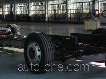 五洲龙牌FDG6810EVD型纯电动客车底盘