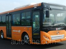 Wuzhoulong FDG6851EVG11 electric city bus