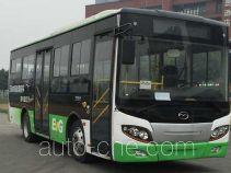 Wuzhoulong FDG6851EVG7 electric city bus