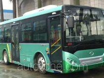 Wuzhoulong FDG6851EVG9 electric city bus