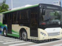 五洲龙牌FDG6851NG型城市客车