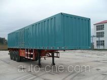 Yima FFH9400XXY box body van trailer