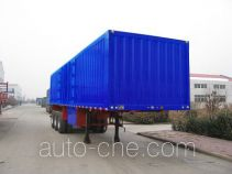 Yima FFH9403XXY box body van trailer
