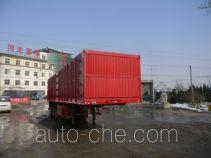 Yima FFH9405XXY box body van trailer
