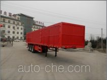 Yima FFH9406XXY box body van trailer