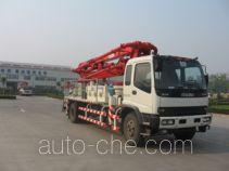 Foton FHM5160THB concrete pump truck