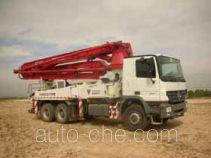 雷沃牌FHM5281THB型混凝土泵车