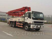 雷沃牌FHM5282THB型混凝土泵车