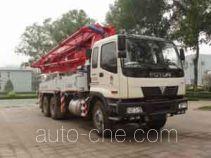 雷沃牌FHM5291THB型混凝土泵车