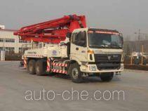 雷沃牌FHM5293THB型混凝土泵车